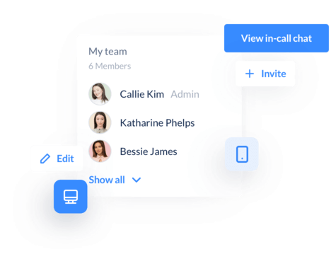 Video calling application for every device