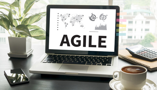 4 Key Principles of Agile Development Methodology