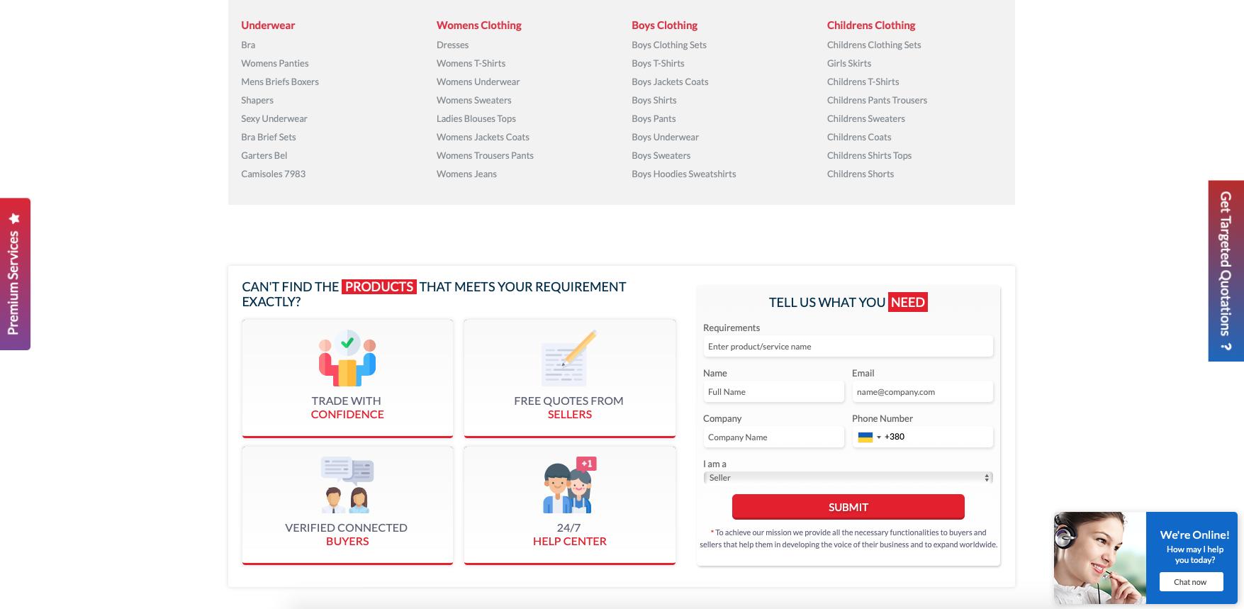ecommerce website vs marketplace