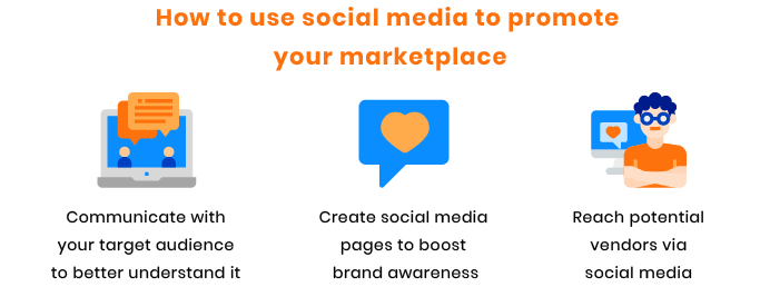 how to promote a marketplace