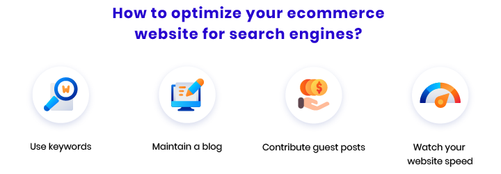 how to drive traffic to your ecommerce site