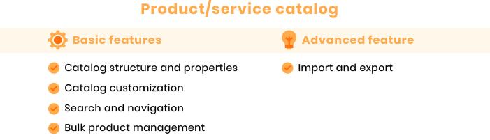 features of b2b platform