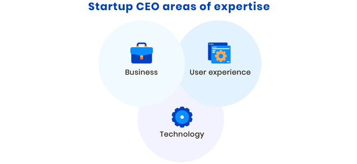 ceo startup responsibilities